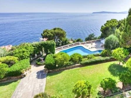 Fabulous sea view villa for sale in Cap d'Ail