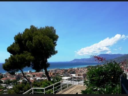 Beautiful sea view villa in Bordighera