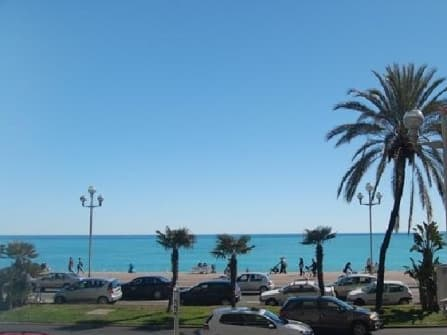 Apartment on Promenade des Anglais in Nice