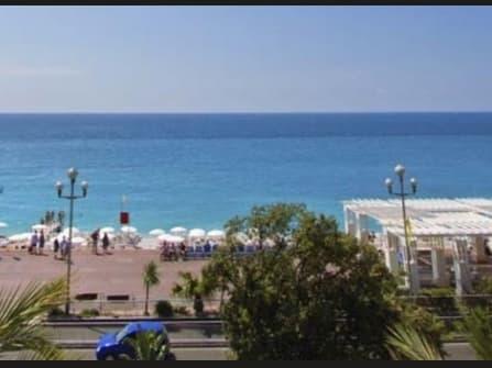 Appartamento di lusso sulla Promenade a Nizza