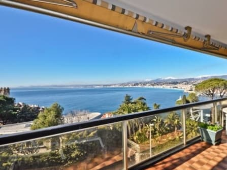 Luxury apartment for sale in Nice Mont Boron