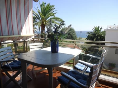 Sea view apartment for sale in San Remo