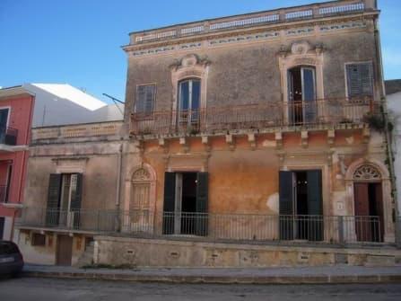 Старинная вилла в Испике, Сицилия