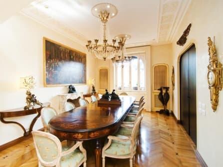 Элитная квартира в Милане
