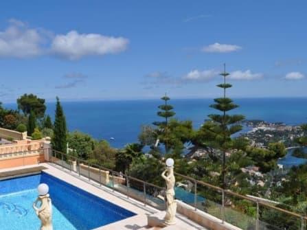 Magnifica villa sulla Costa Azzurra