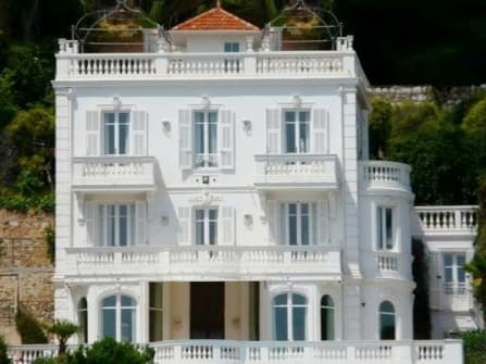 Luxury villa for sale in Villefranche sur Mer