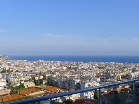 Beautiful sea view villa in Nice