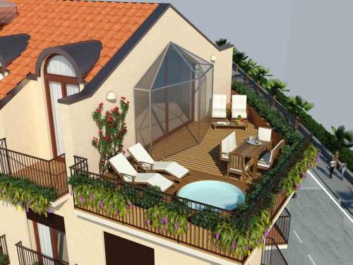 Cervo Superpenthouse On The Sea For Sale
