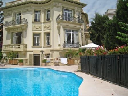 Belle Epoque villa in Villefranche sur Mer