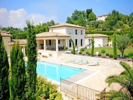 Beautiful villa for sale in Valbonne France