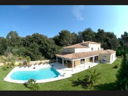 Fantastic villa for sale in Valbonne