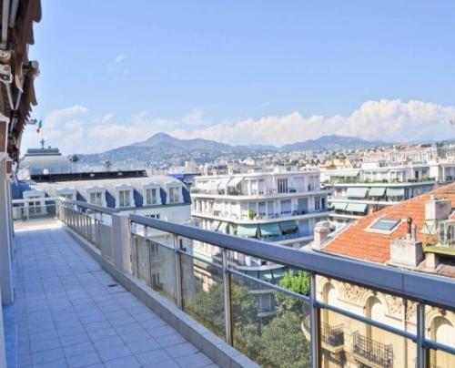 Апартамент люкс на продажу в центре Ниццы