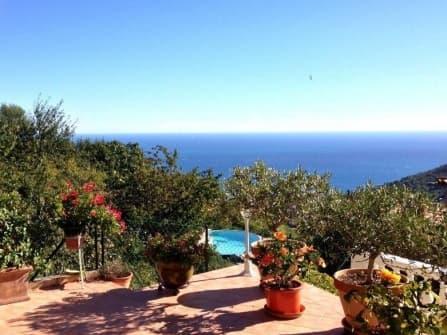 Villa in vendita a La Turbie