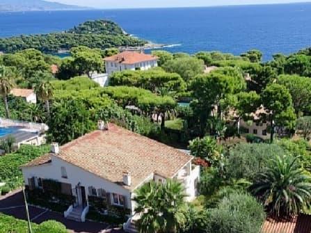 Fabulous villa for sale in Cap Ferrat