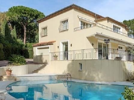 Luxury villa for sale in Cap Ferrat