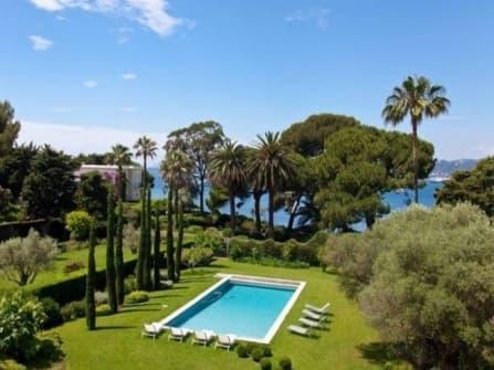 Luxury villa for sale in Cap d'Antibes