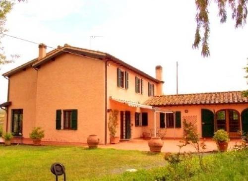 Вилла в Монтескудайо Тоскана