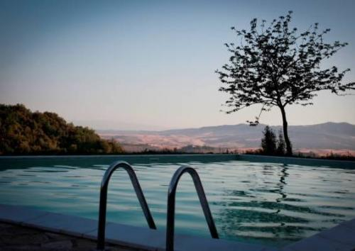 Volterra villa in vendita