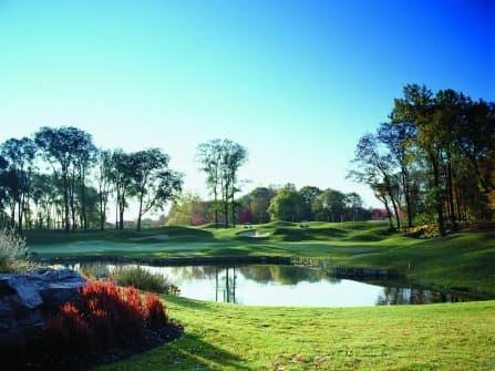 Строительство гольф клуба в Тоскане