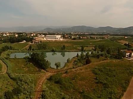 Строительство жилого комплекса в Тоскане
