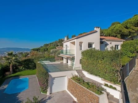 Fabulous villa for sale in Cannes Californie