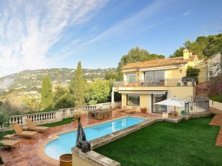 Charming villa for sale in Cannes Californie