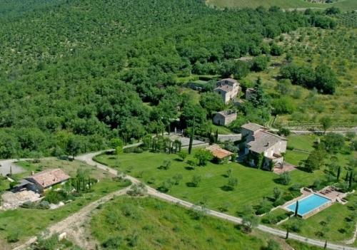 Прекрасное поместье в Кьянти Классико Тоскана