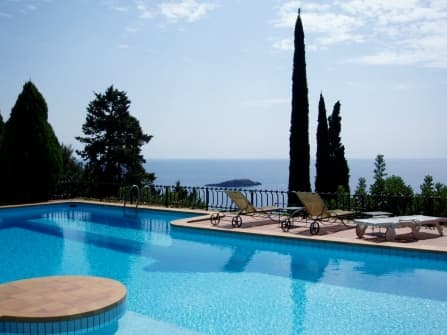 Splendid villa for sale in Maratea Basilicata