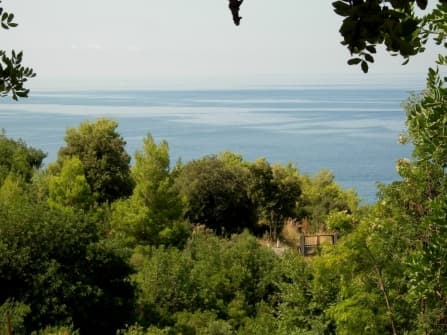 Seaside villa for sale in Maratea Basilicata