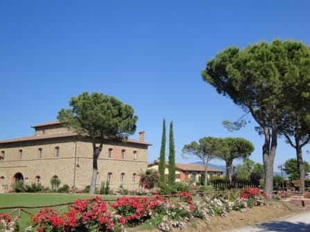 Агротуристический комплекс в Ареццо Тоскана