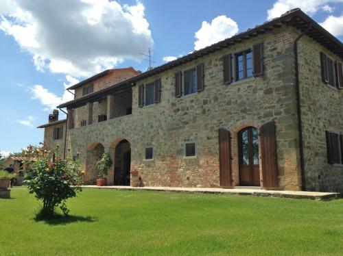 Вилла в Ареццо (Тоскана)