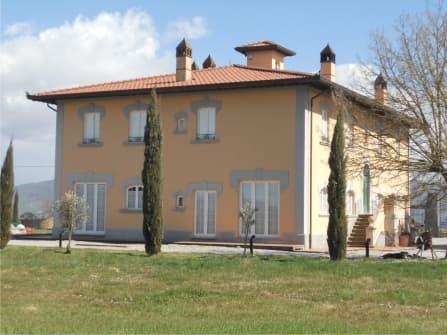 Особняк в Ареццо Тоскана