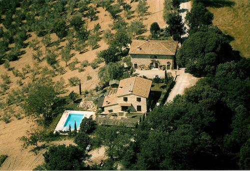 Вилла в Сан-Джиминьяно Тоскана