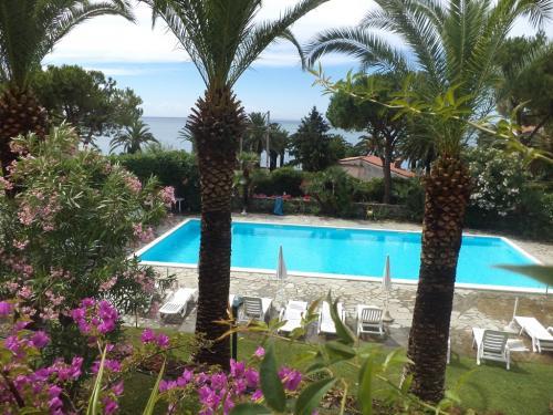 Ventimiglia apartment for sale seaview
