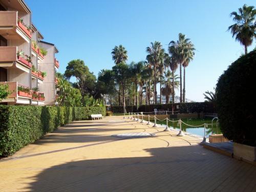 Квартира у моря в Сан Ремо