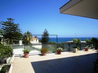 Penthouse For Rent in Sanremo