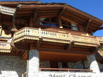 Fabulous apartment in for rent Courchevel