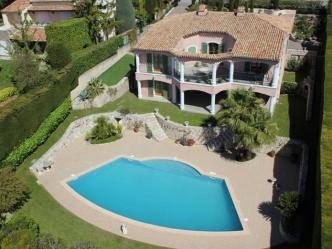 Fabulous villa in Villefranche sur Mer