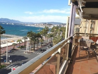 Fantastic apartment in Cannes Croisette