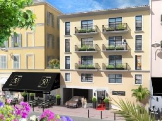 Nuovi appartamenti in vendita centro Cannes