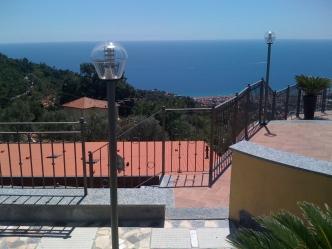 Alassio Villa Sea View For Sale