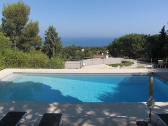 Luxury villa for sale in Cap Ferrat