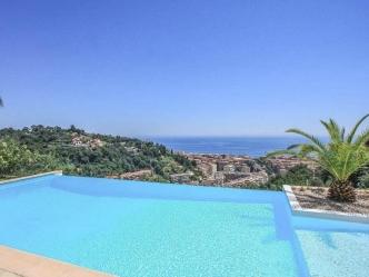 Gorgeous sea view villa in Menton