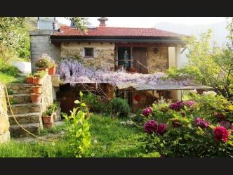 Дом в Бордигере (Валлебоне)