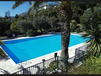 Luxury villa Roquebrune Cap Martin