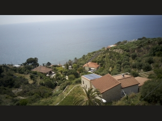 Bordighera Villa Sea View For sale
