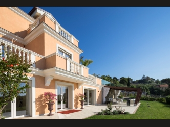 Sanremo  luxury Villa Sea View For sale