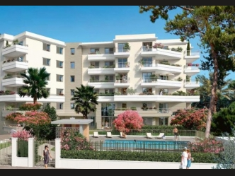 Neufs appartements a Antibes