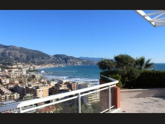 Luxury apartment in Roquebrune-Cap-Martin