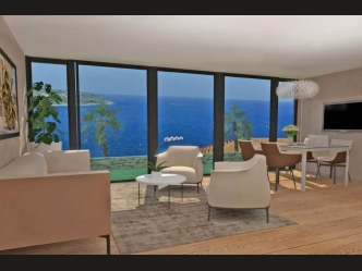 New luxury apartment in Roquebrune Cap Martin